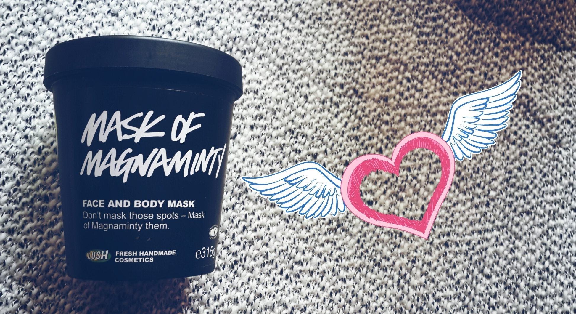 Mask of Magnaminty by LUSH Review