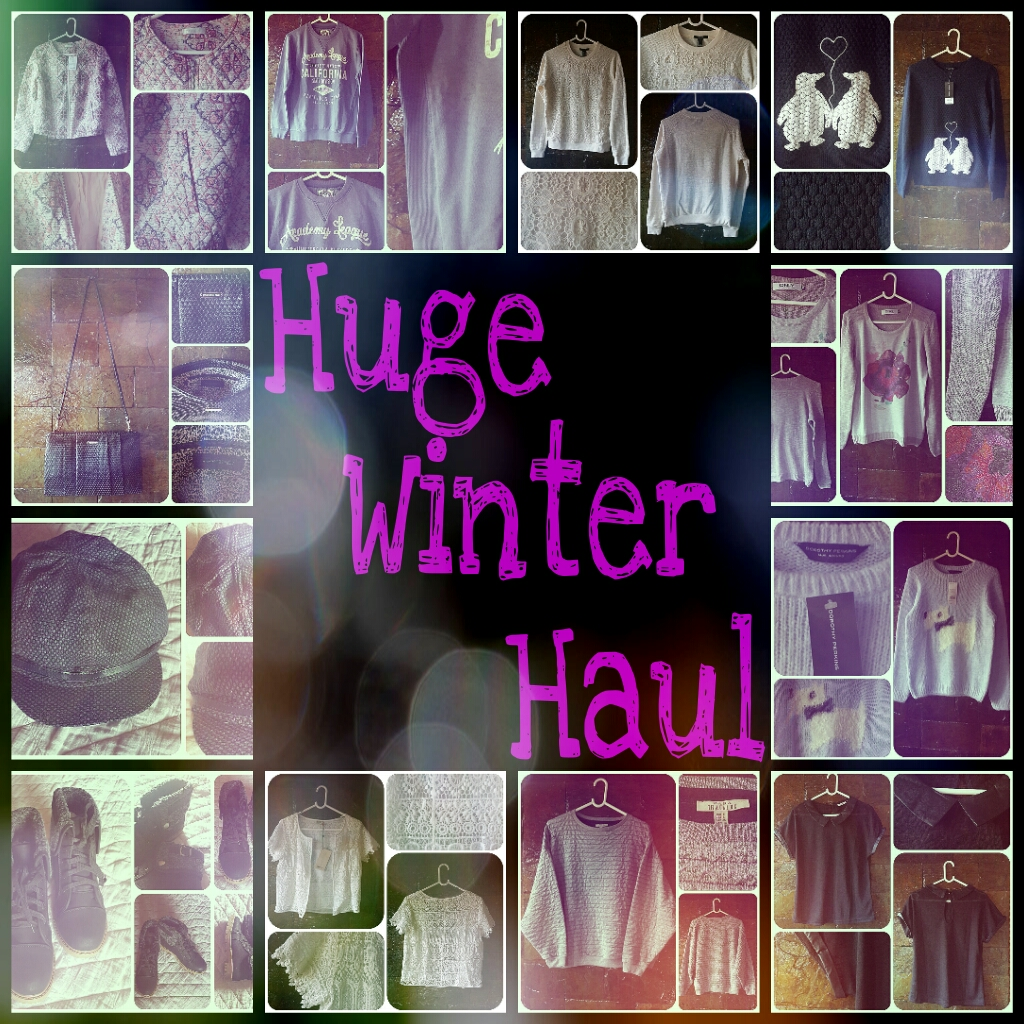 Huge Winter Haul!