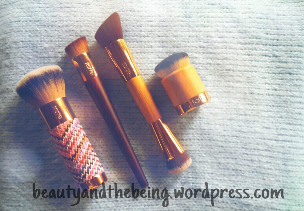 Tarte Brush Review