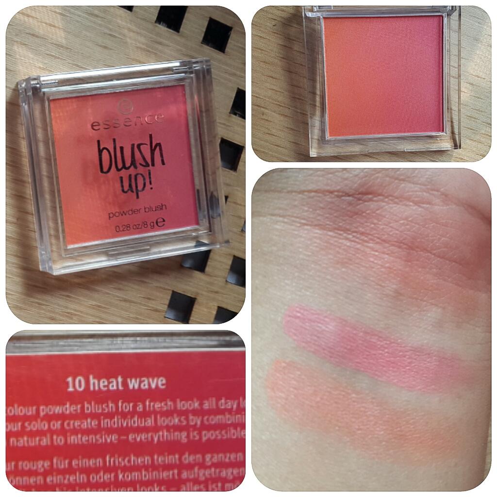 essence blush up heat wave