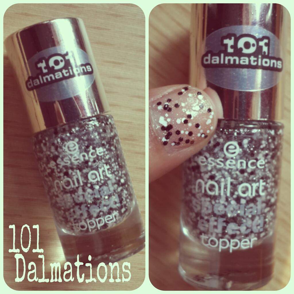 essence nail art 101 Dalmations