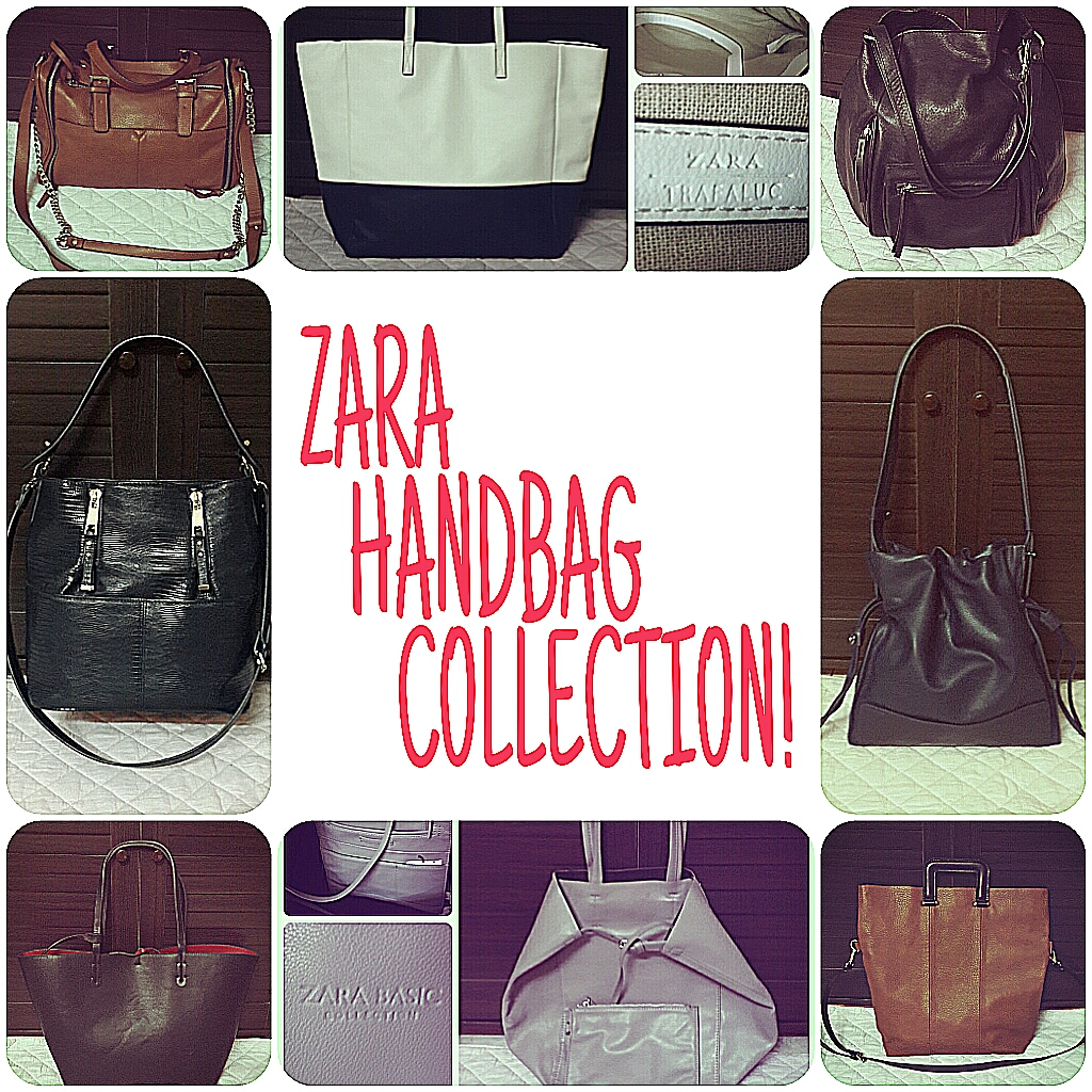 My Zara Handbag Collection!