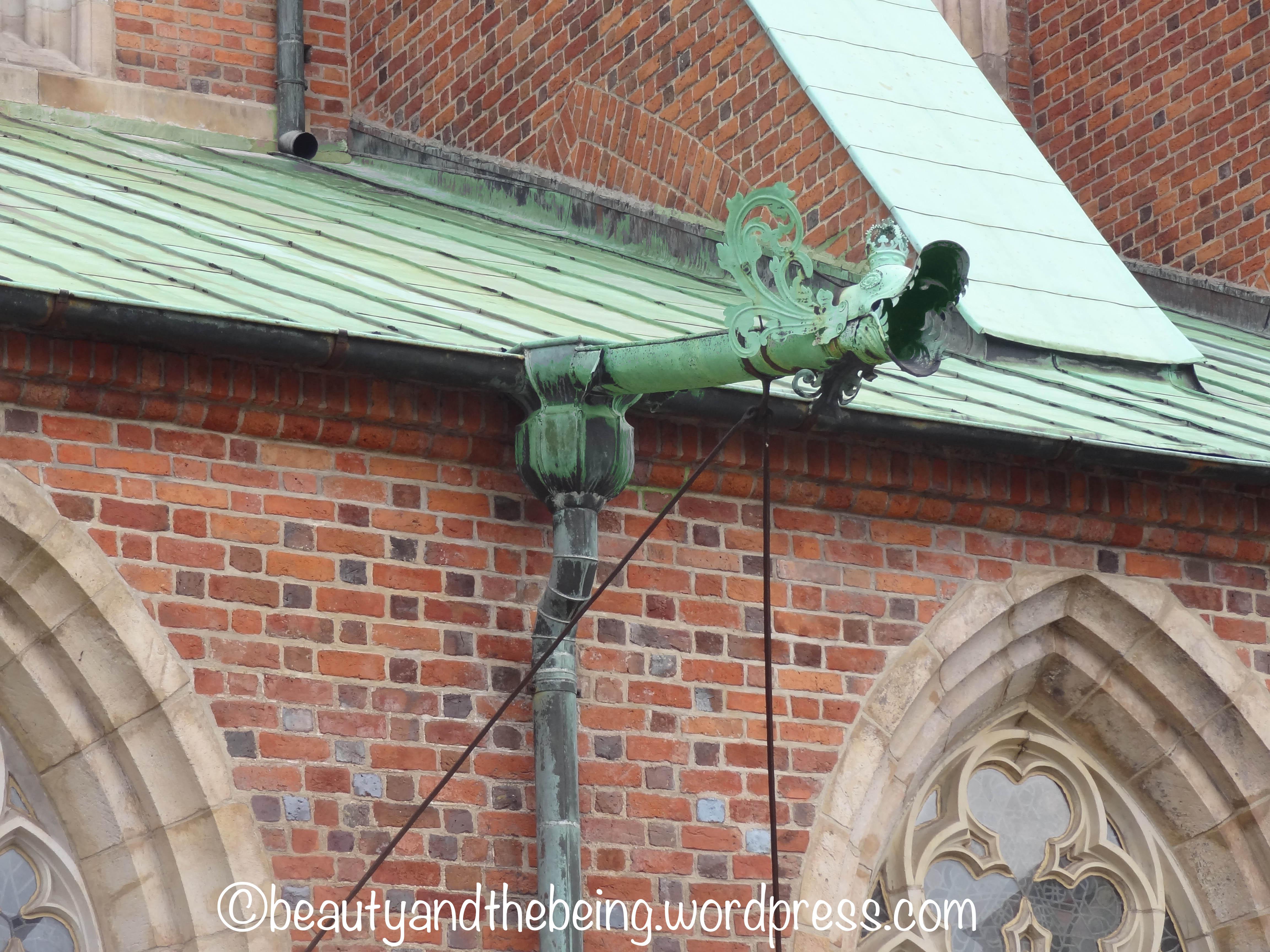 Gargoyle Wroclaw- beautyandthebeing.wordpress.com