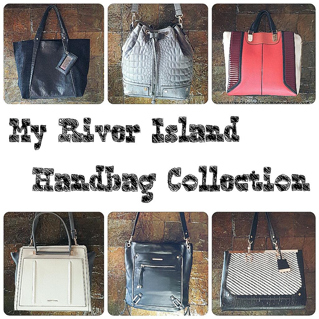 My River Island Handbag Collection