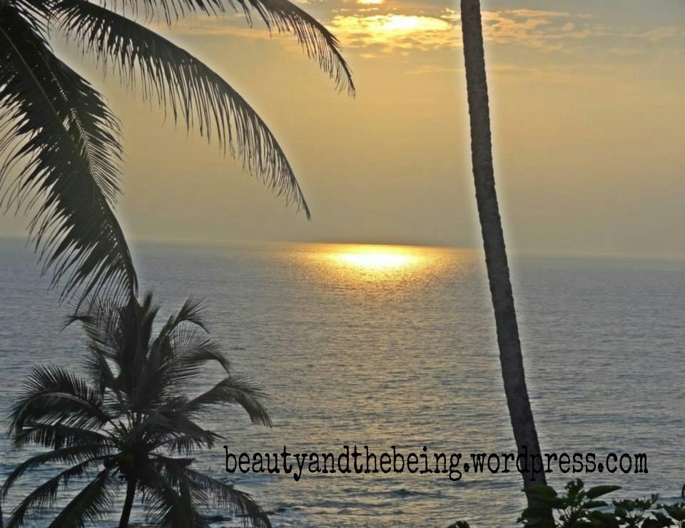 Sunset @ Thalassa, Goa