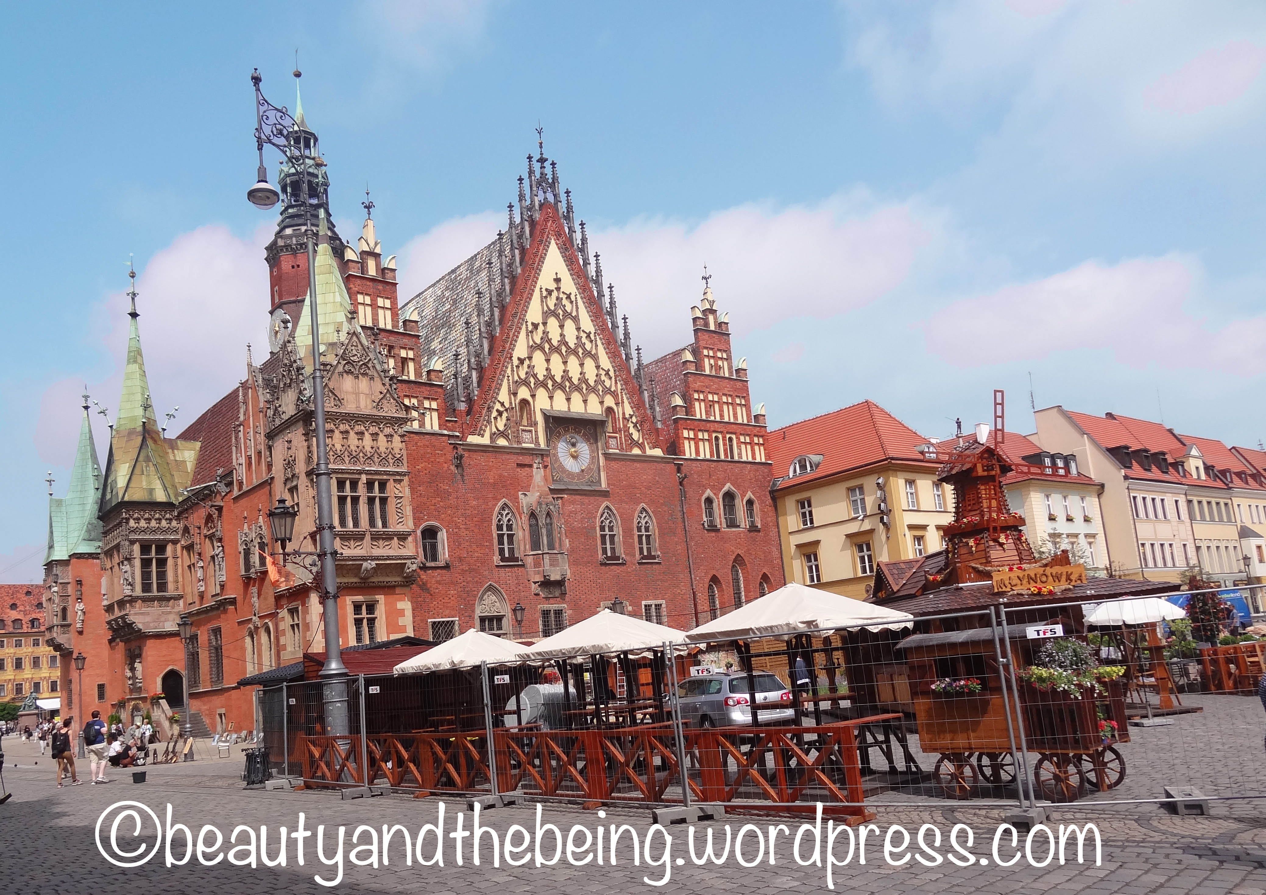 Wroclaw Townhall, beautyandthebeing.wordpress.com