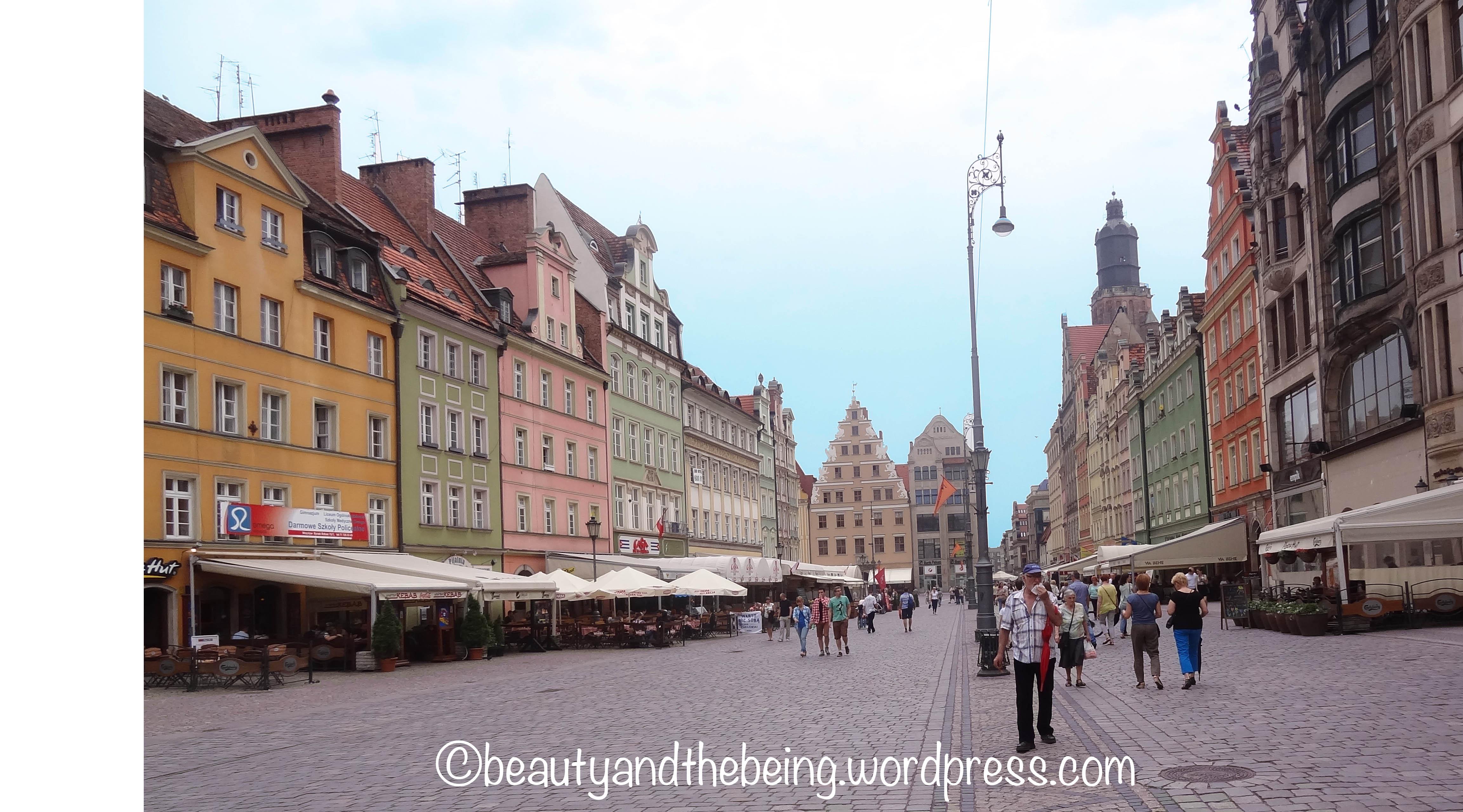Wroclaw- beautyandthebeing.wordpress.com