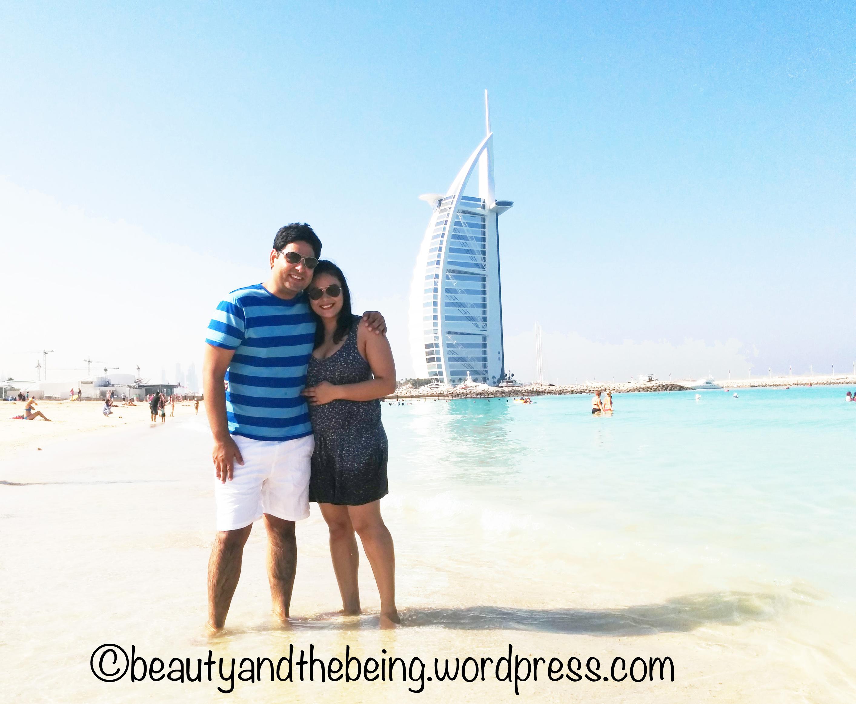 Umm Suqeim Beach
