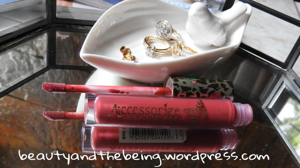 Accessorize Fever Intense Lipgloss
