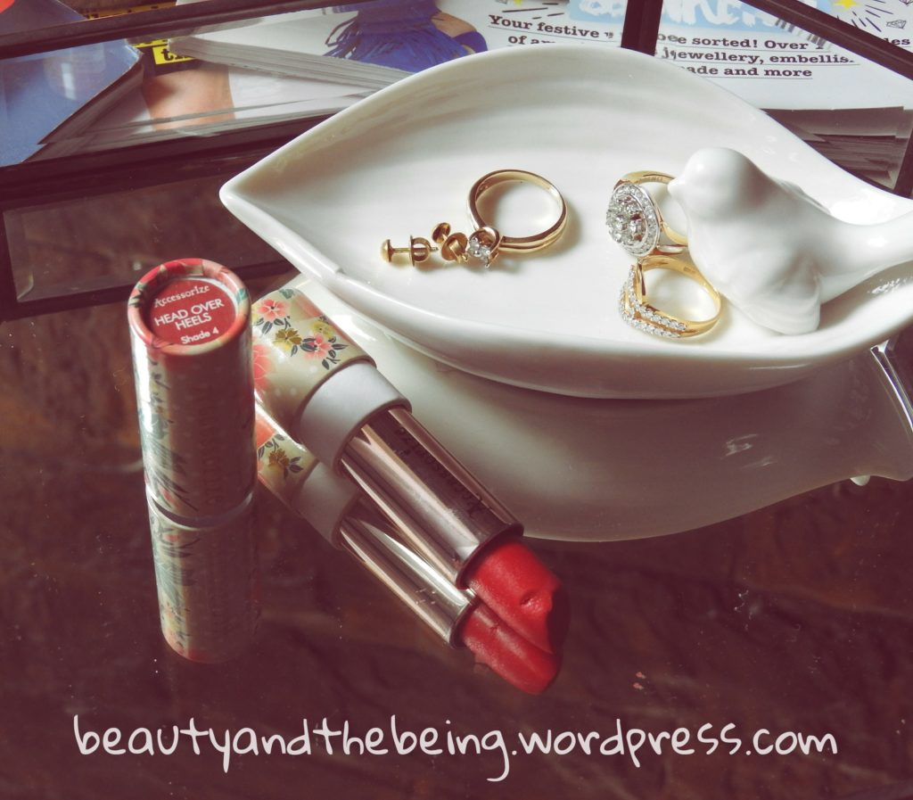 Accessorize Head Over Heels Review