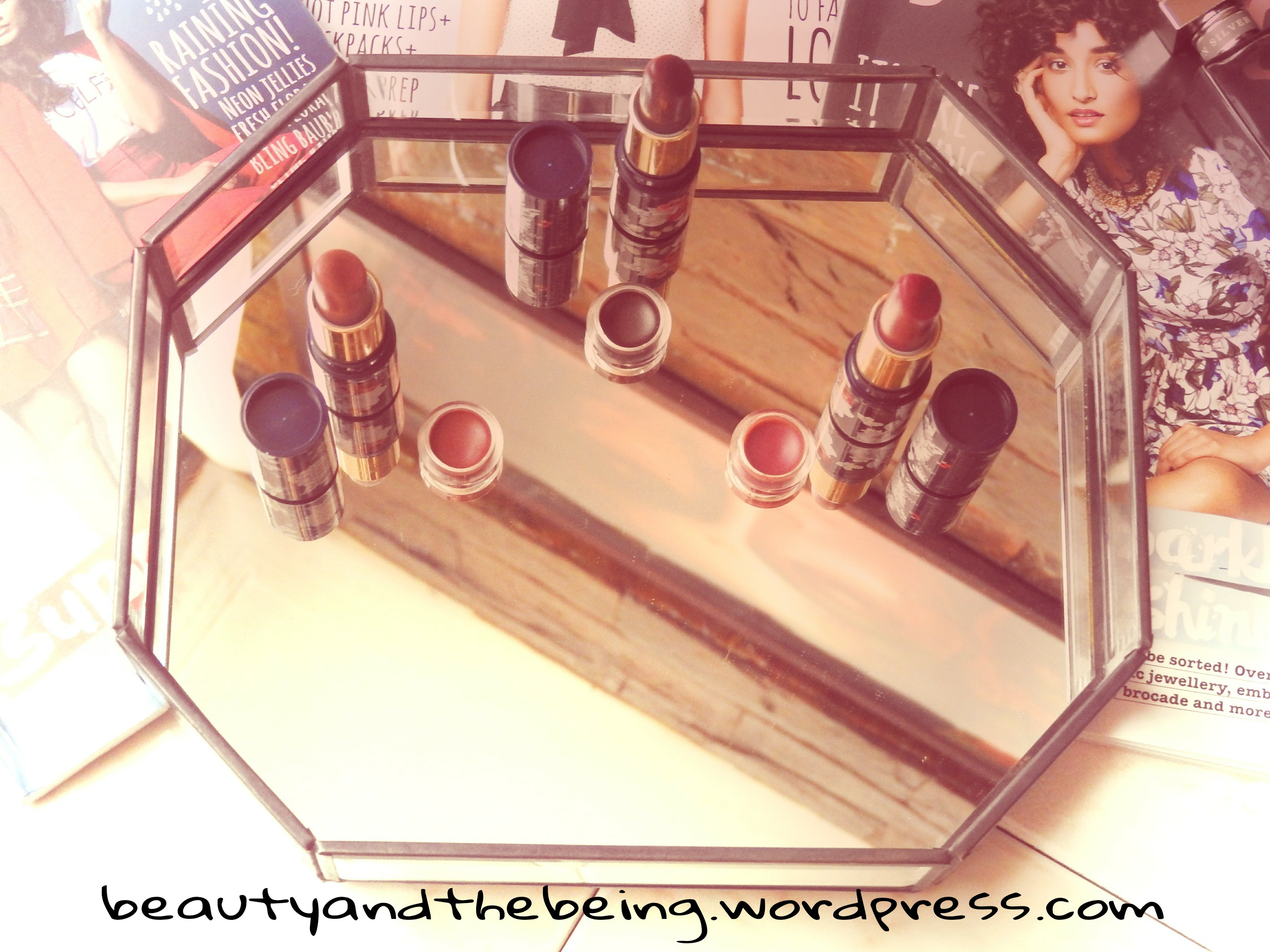 Accessorize Lipstick and Lipgloss Review