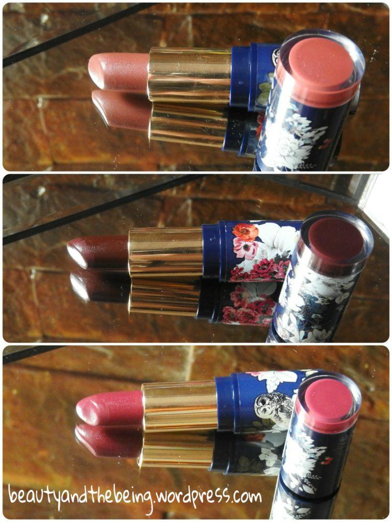 Accessorize Lipsticks Review