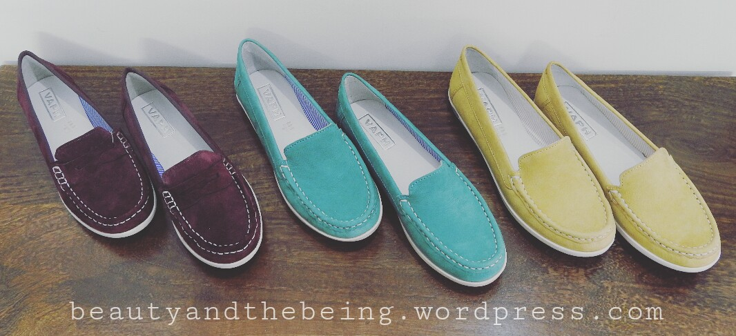 VAPH leather loafers