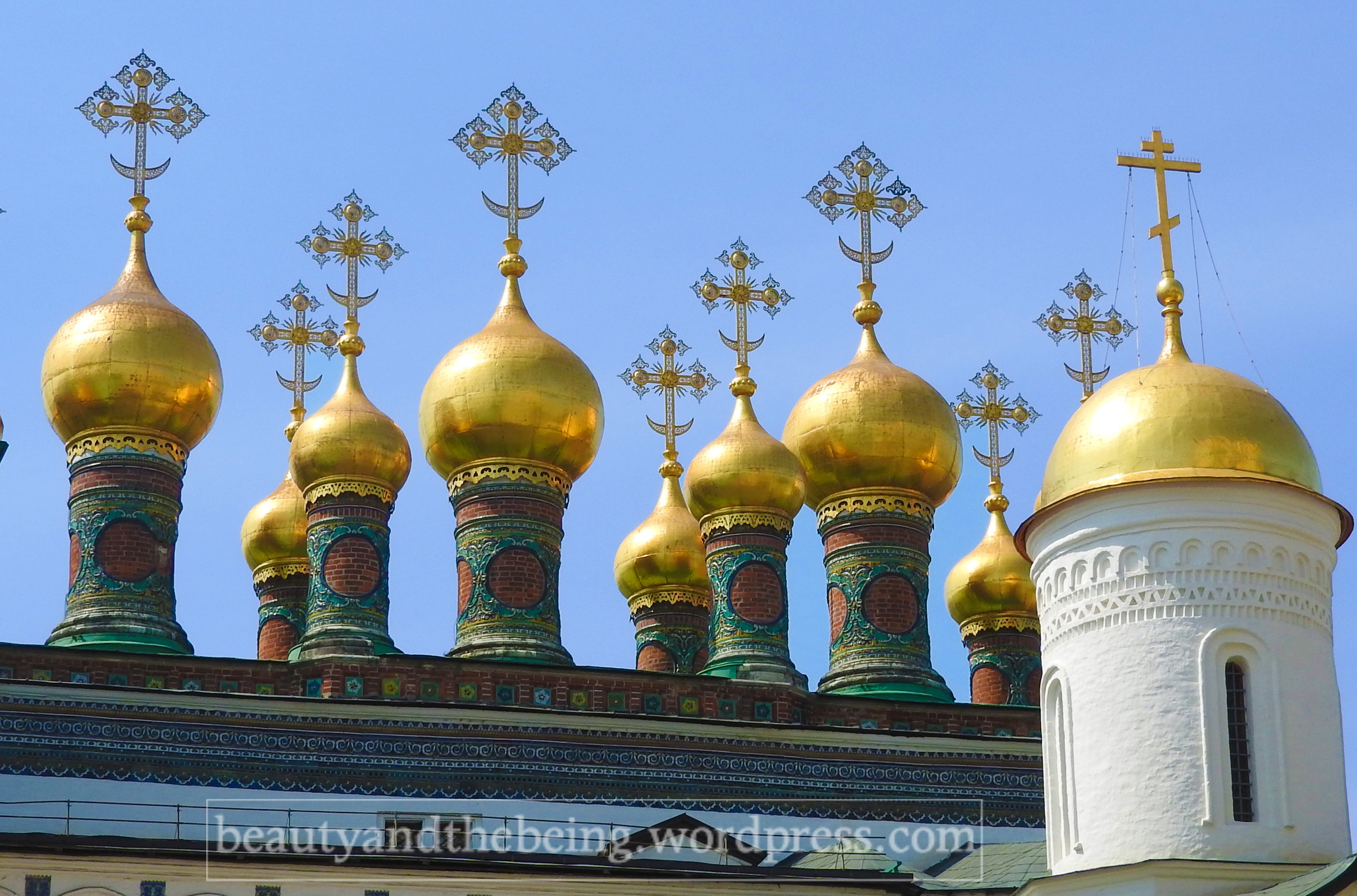 Russia - A Two Week Long Sojourn