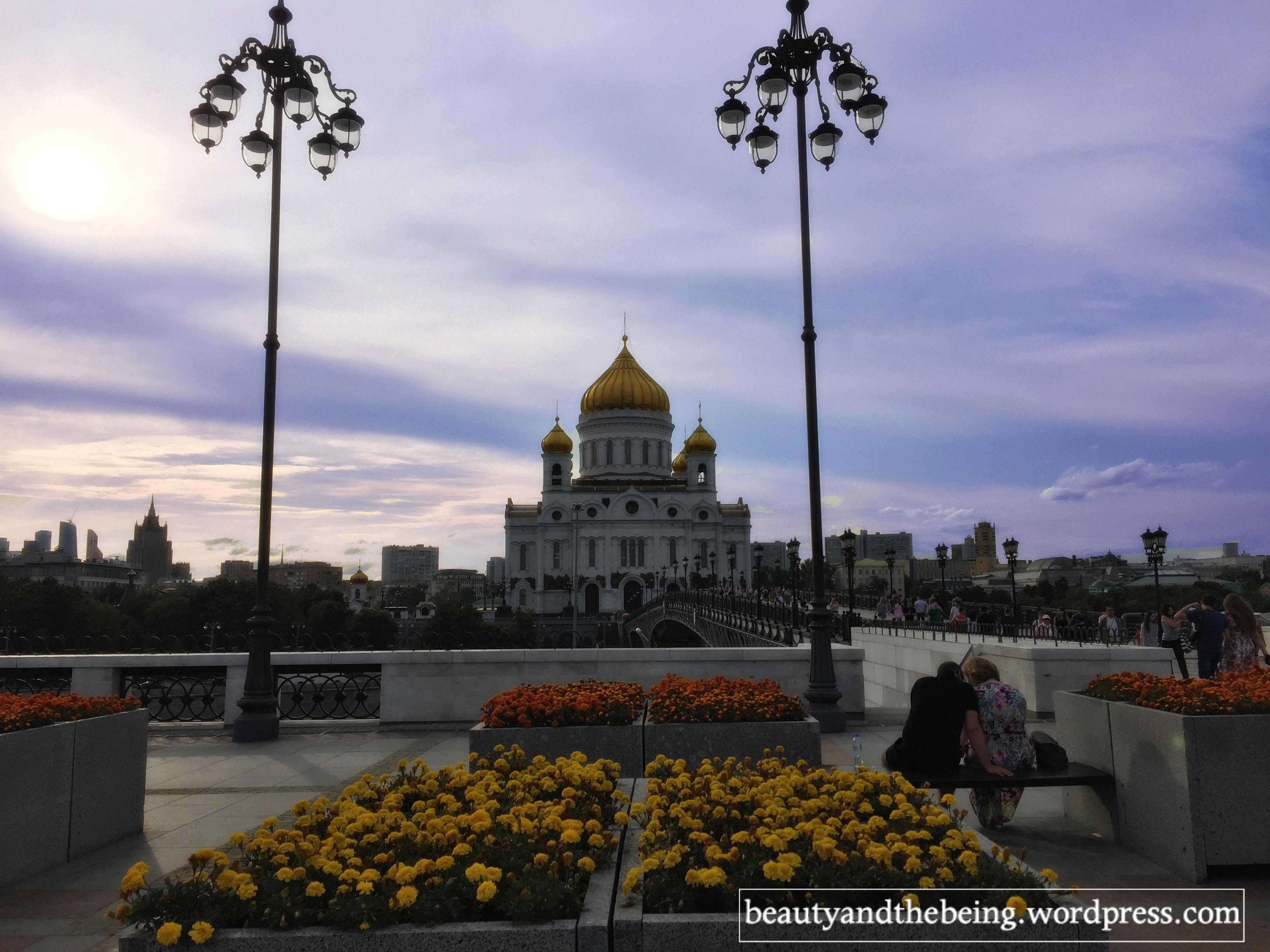 Christ the Saviour, Moscow