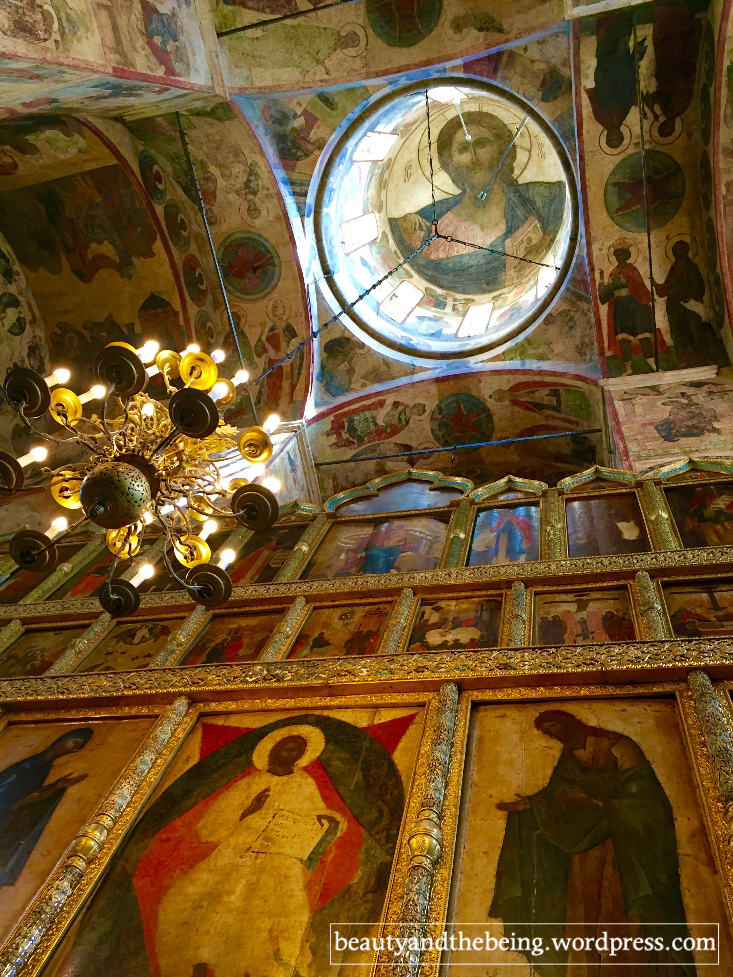 Cathedral of the Annunciation, Kremlin, Moscow