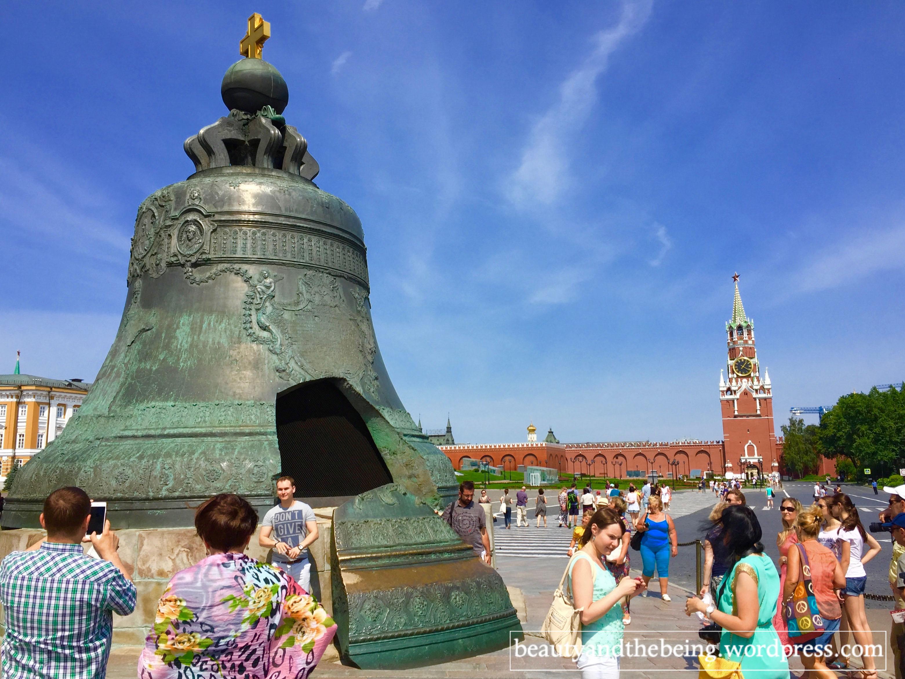 Tsar Bell, Kremlin