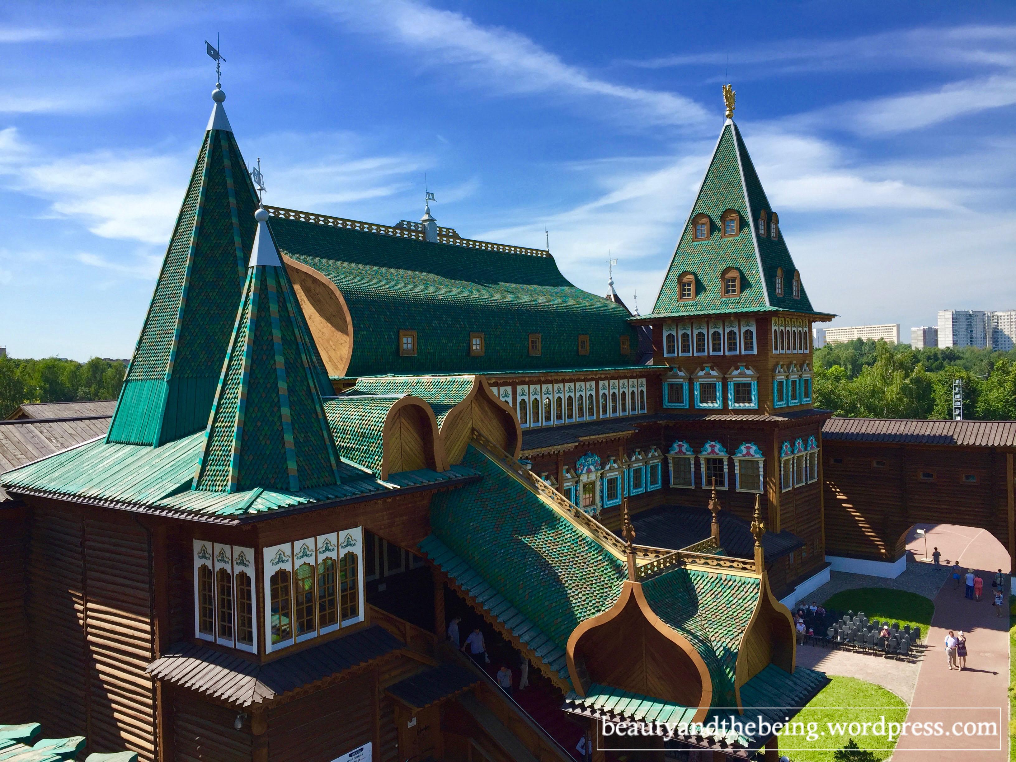 Great Wooden Palace, Kolomenskoye