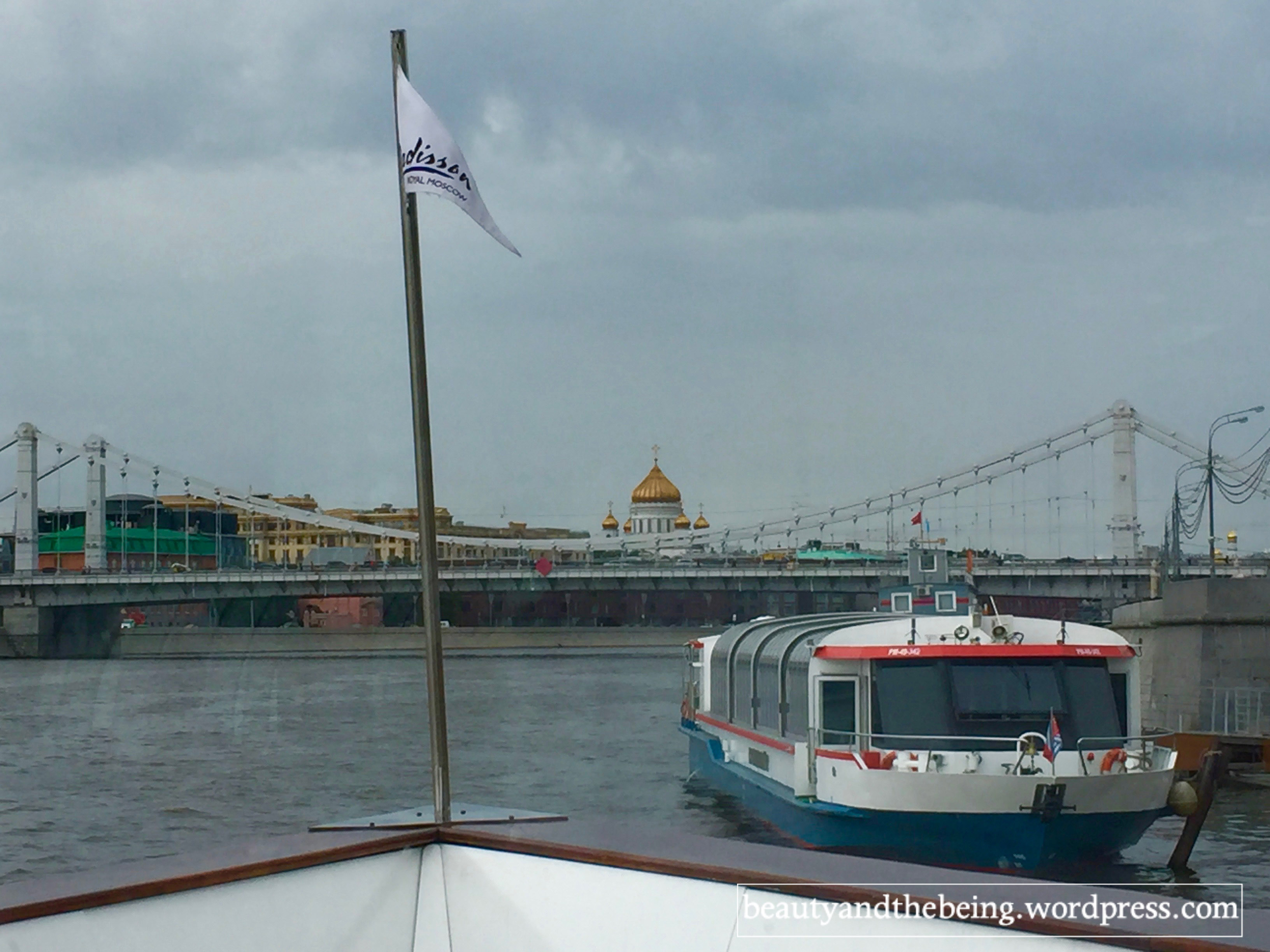 Flotilla Radisson Royal, Moscow