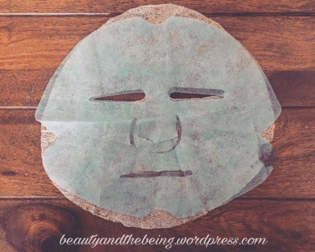 MOND'SUB Anti-wrinkle & Moisturizing Facial Sheet Mask