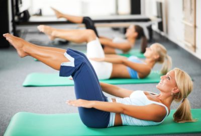 13 Pilates Moves to Strengthen Your Core Muscles