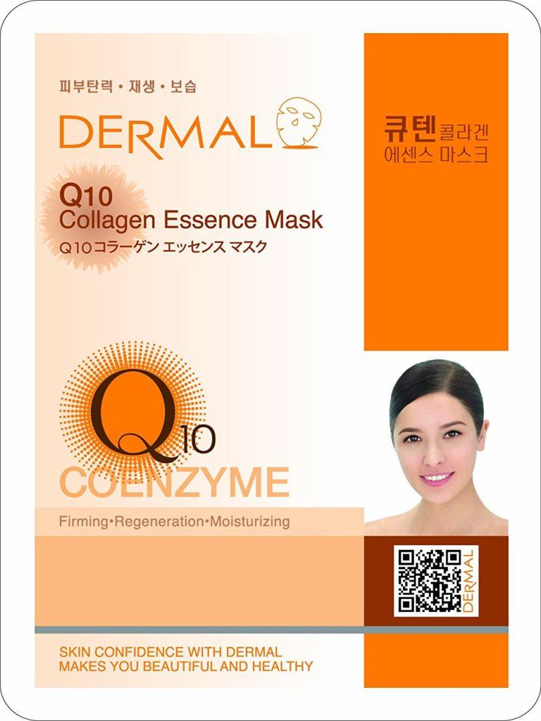 Dermal Q10 Collagen Essence Sheet Mask
