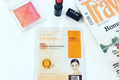 Dermal Q10 Collagen Essence Sheet Mask Review