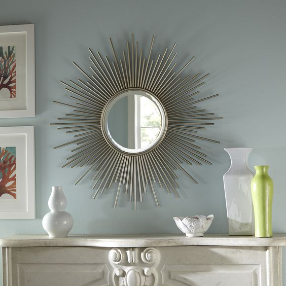 Sunburst Mirrors : The Hottest Home Decor Trend