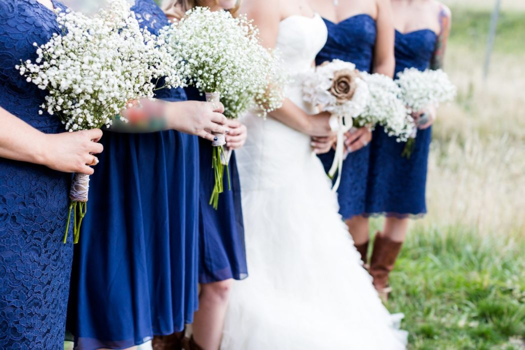 Figure Flattery: Tips to Pick the Perfect Bridesmaid's Dress for Your Shape