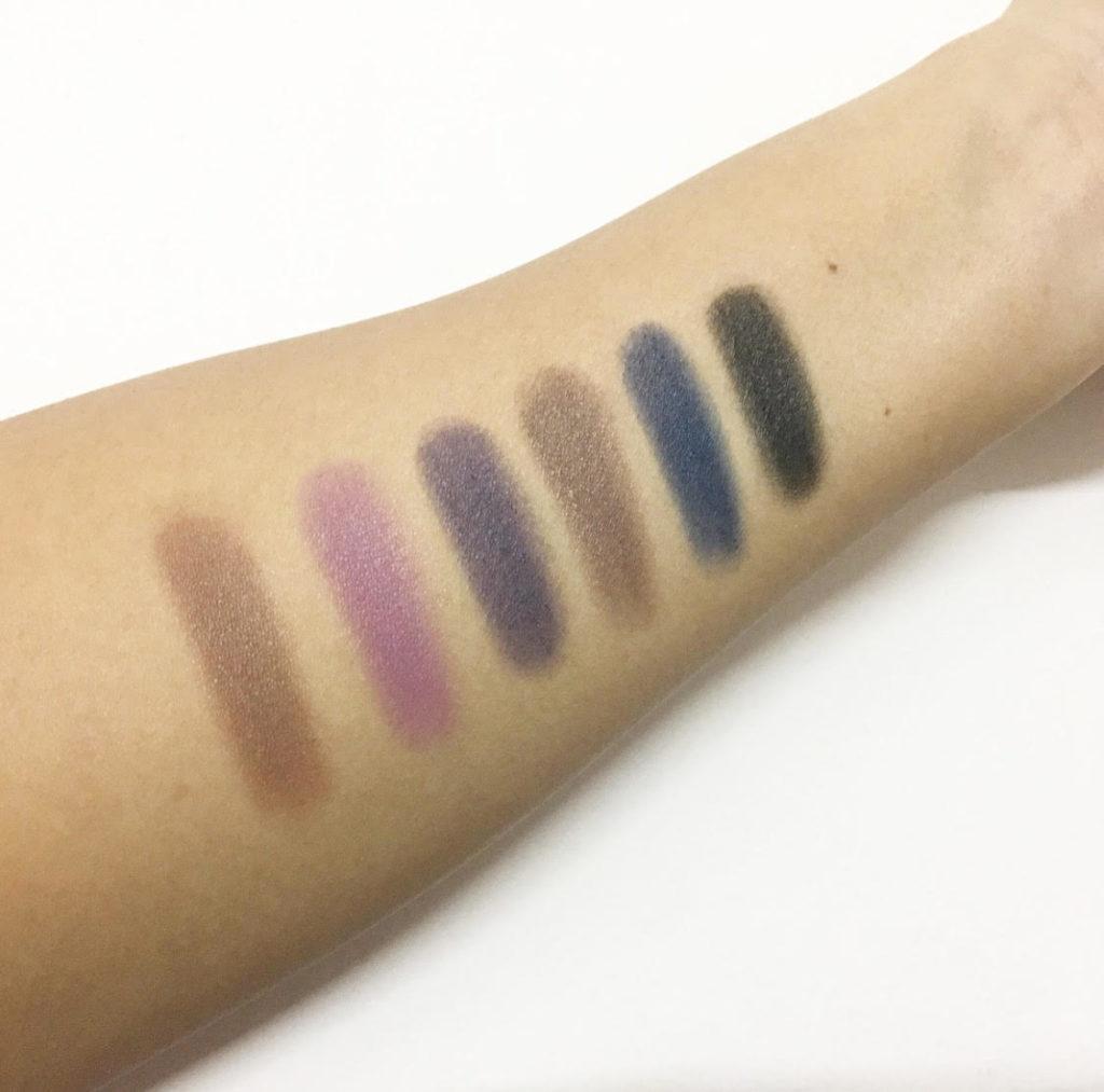 H&M Eyeshadow and Blush Palette - Sneak Peek!