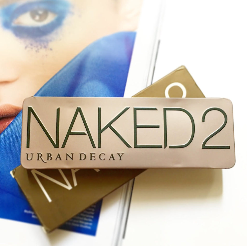 Urban Decay NAKED 2 Palette | Review and Swatches