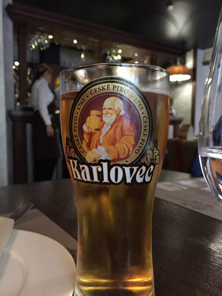 Karlovec Pivo