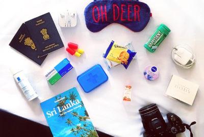 My Top 10 Carry-On Travel Essentials | Beautyandthebeing