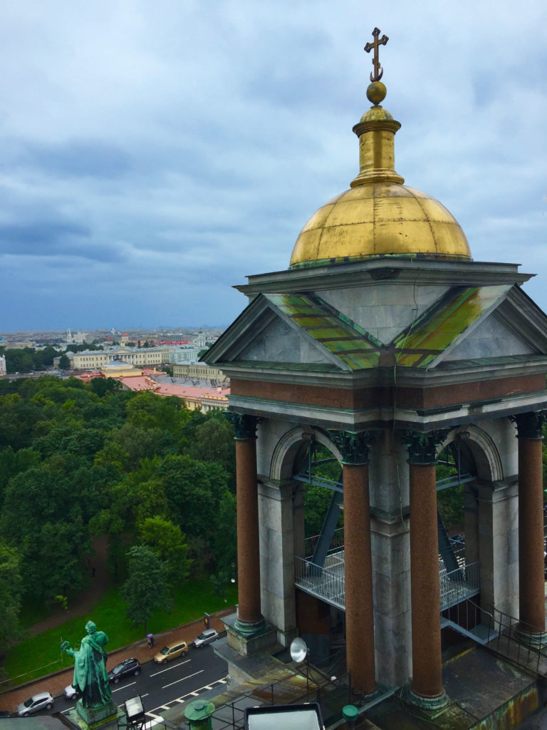 3 Days in St. Petersburg, Russia
