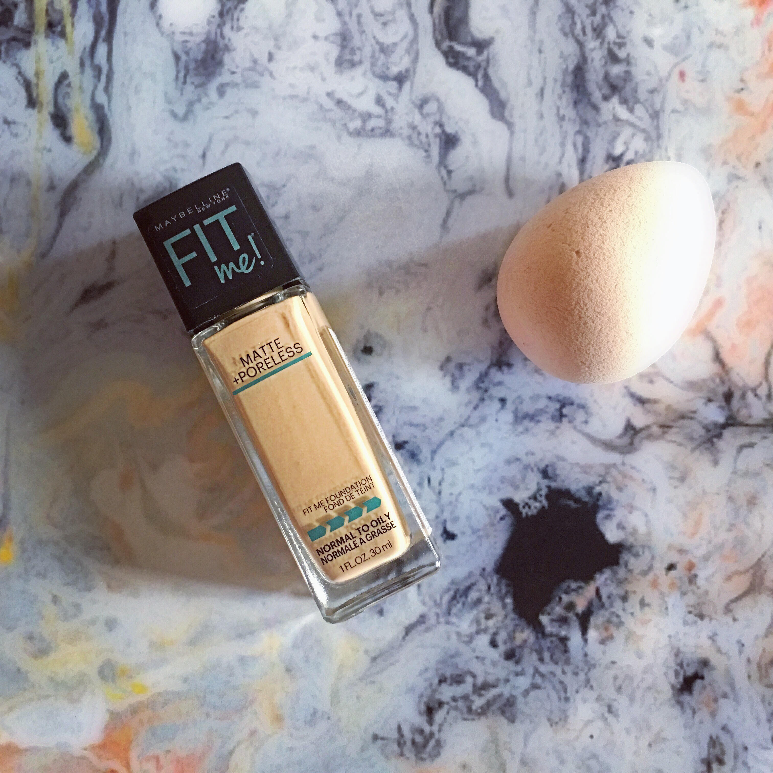 Review Maybelline Fit Me Matte Poreless Foundation Beauty And The Being